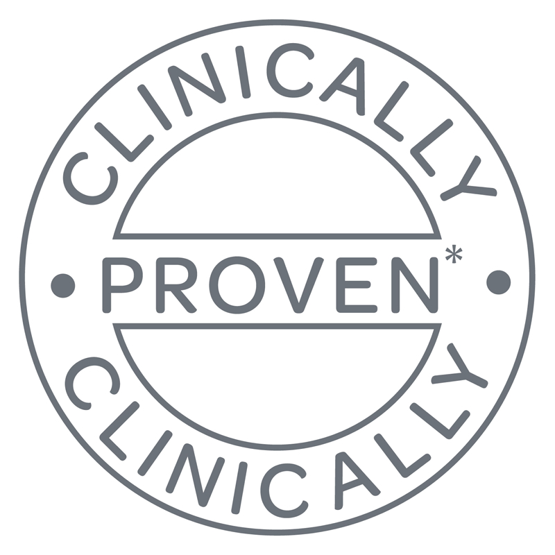 Clinically Proven Logo