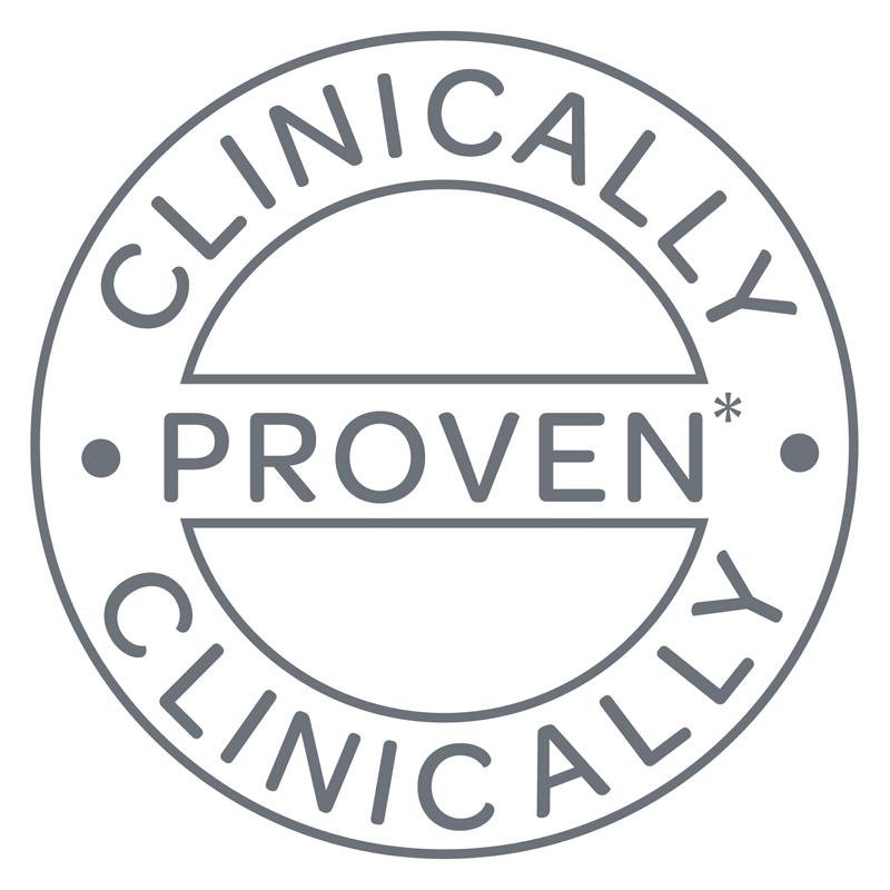 Clinically Proven Logo
