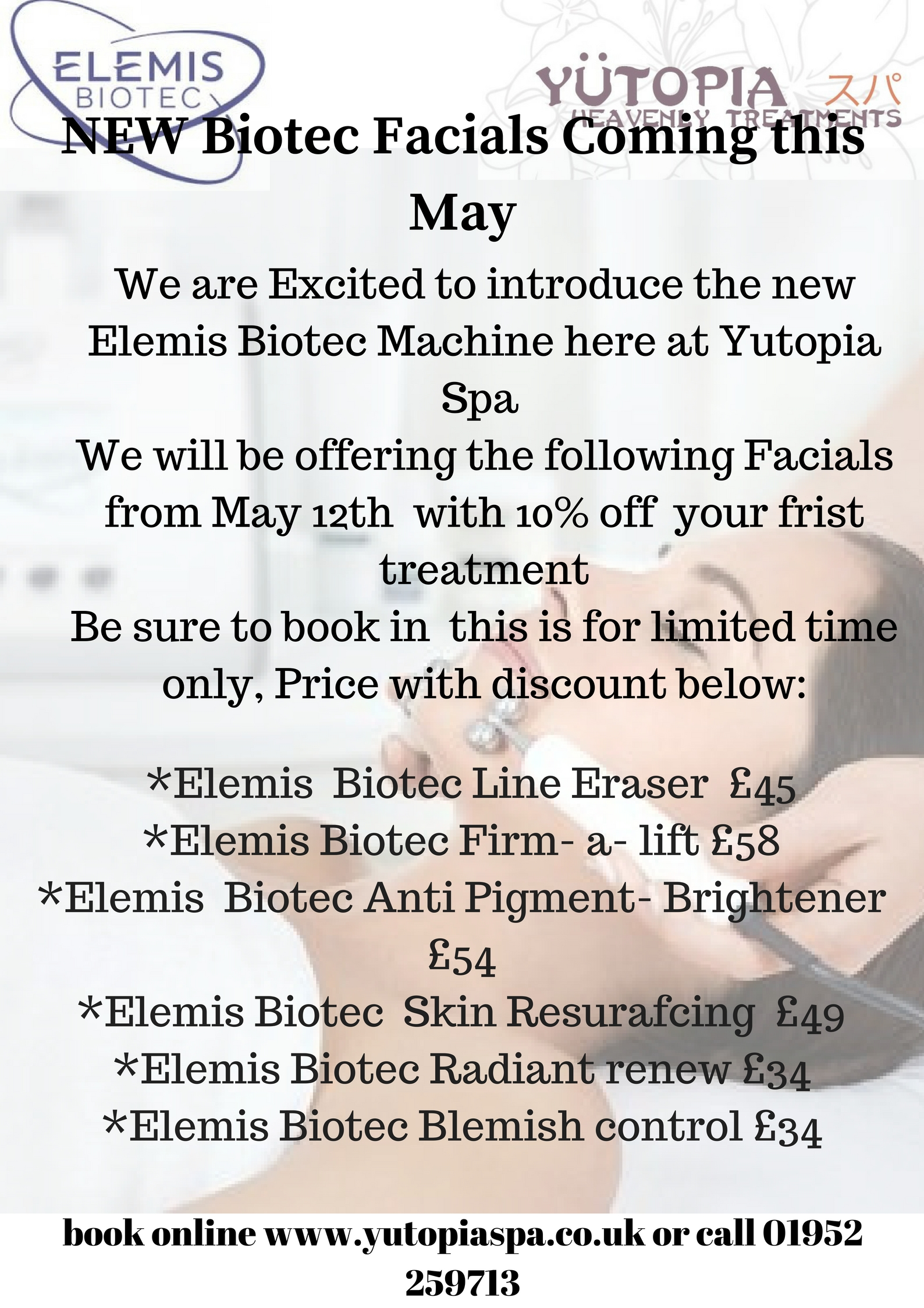 biotec poster with prices